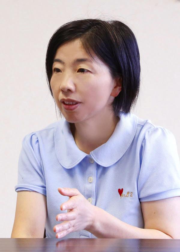 福田 由紀子の写真